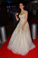 Rukshar Mir designer Anarkali Gown at 64th Jio Filmfare Awards South  2017 ~  Exclusive 012.JPG