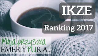 Najlepsze IKZE 2017 - ranking