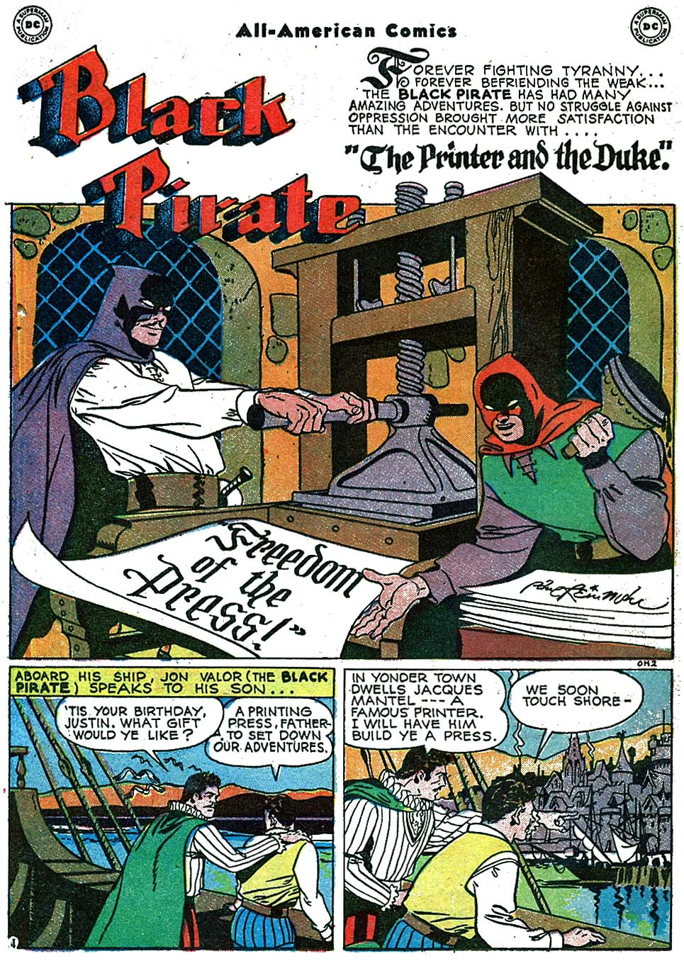 Read online All-American Comics (1939) comic -  Issue #84 - 32