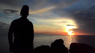 Senja Pulau sebira