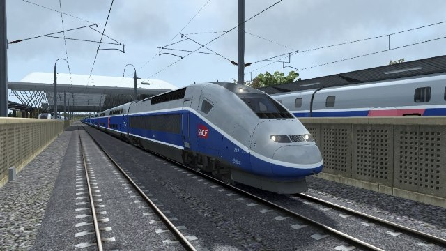 Download Train Simulator 2017 PC Gameplay