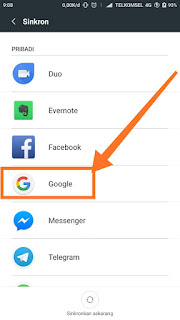 Cara Log Out Gmail di HP Xiaomi dengan Langkah Mudah