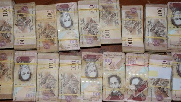 Encuentran en Paraguay 30 toneladas de billetes venezolanos