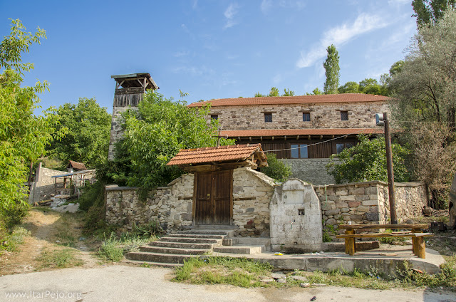 St. Nicholas church, Gradeshnica village, Mariovo