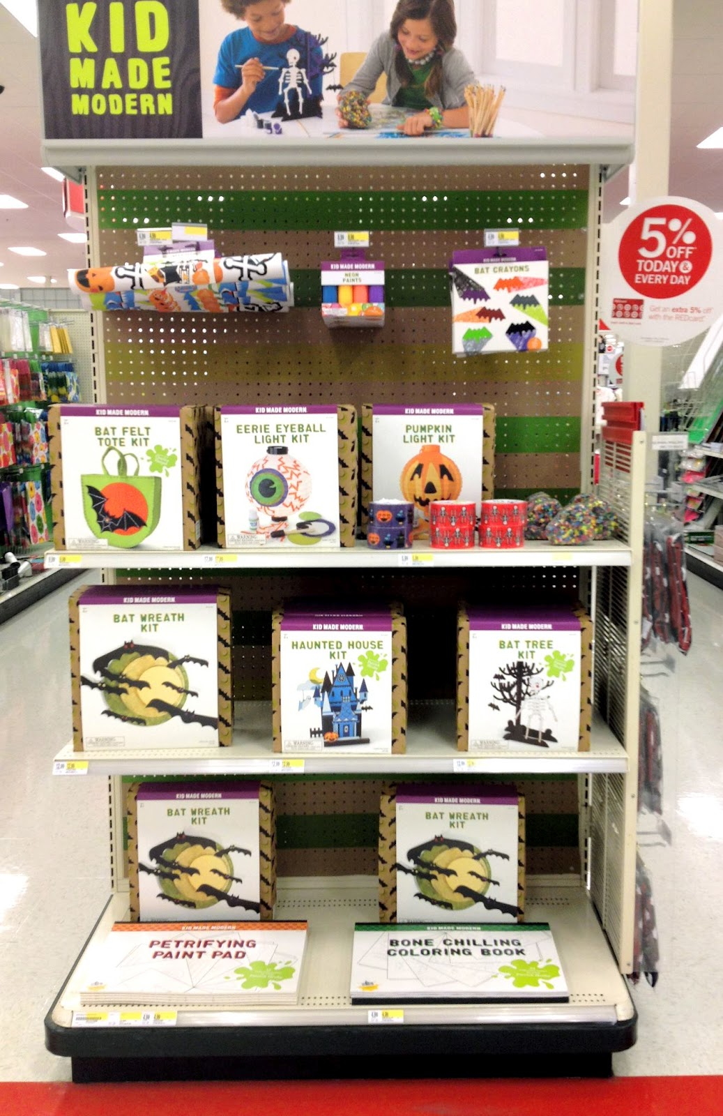bcb0b2741 Recently I had the pleasure of working with Kid Made Modern on a few items  for their Halloween Collection at Target. Thanks to the magic of Todd  Oldham and ...