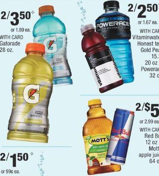 cvs grocery deals