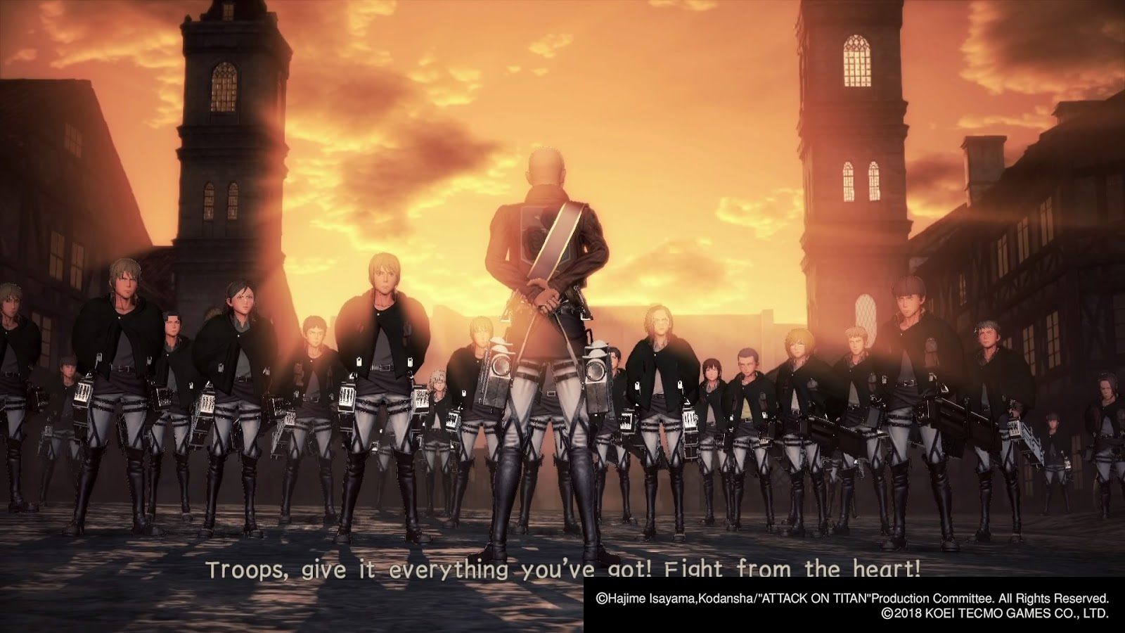 Attack on Titan 2 Review - Freedom or Folly? - We Know