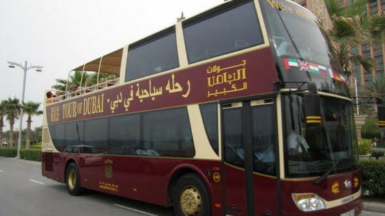 Big Bus in Dubai