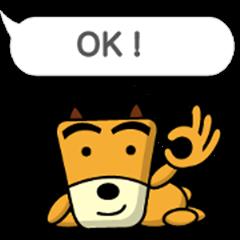 TF-Dog Animation 4 ( English )