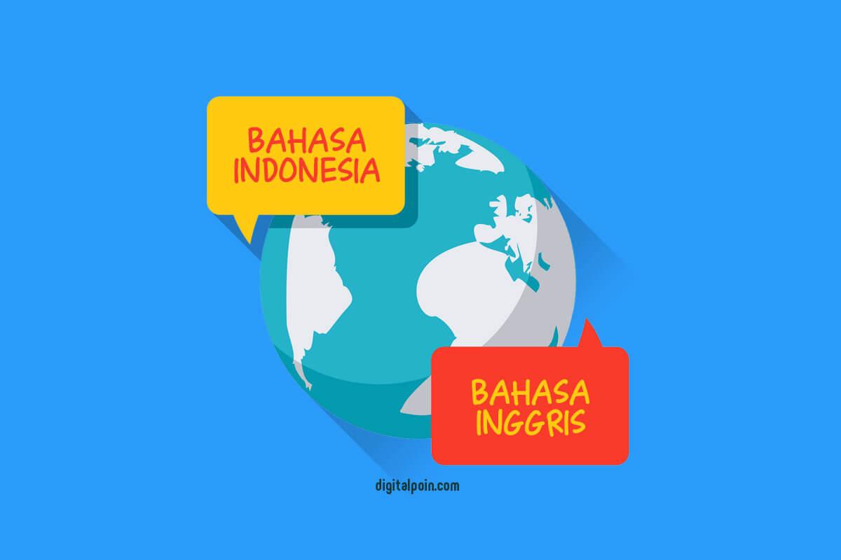 Mengganti Tampilan Bahasa Dashboard Blogger Agar Mudah Dimengerti