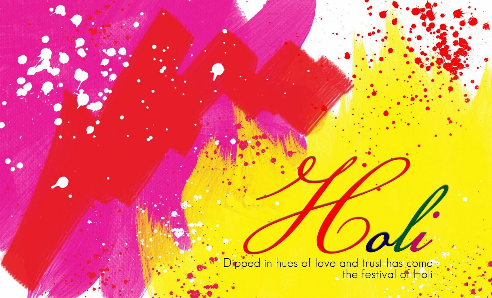 Happy holi wishes and messages for everyone messages and quotes happy holi to you and your family members m4hsunfo
