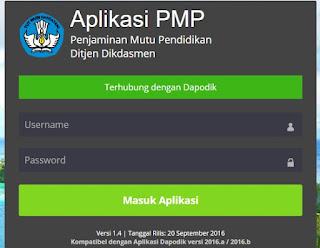Tips Sukses Kirim Data PMP 100 % Work