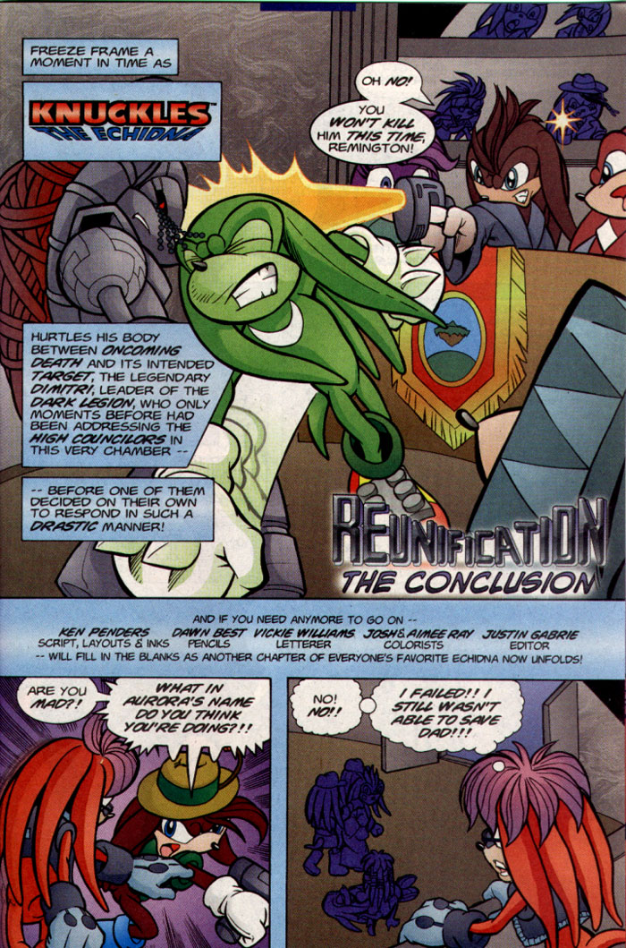 Read online Sonic The Hedgehog comic -  Issue #109 - 22