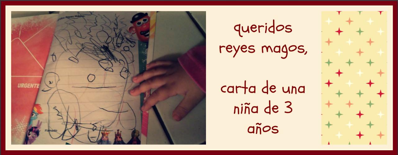 reyes-magos-carta-niña-3-años