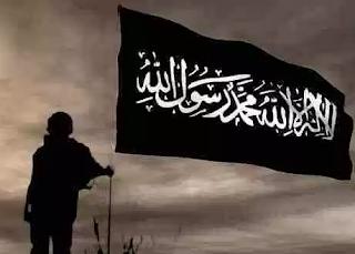 Benarkah Bendera Nabi Bertuliskan Kalimat Tauhid