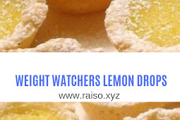 WEIGHT WATCHERS LEMON DROPS