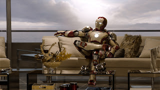 Iron Man 3 movie blockbuster