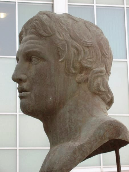 A role of temples in ancient greece