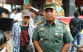 TNI Awasi Ketat Pembalak Hutan NTB