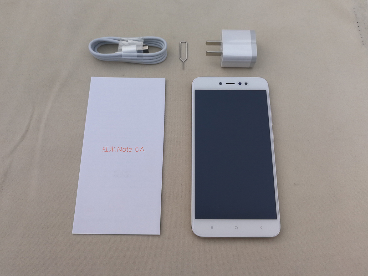 To2ccom Blog Xiaomi Redmi Note 5a Real Life Images Unboxing 3 Pro Ram 2 16gb Gold The Details Of Being Photographed Colorgold Ram3gb Rom32gb