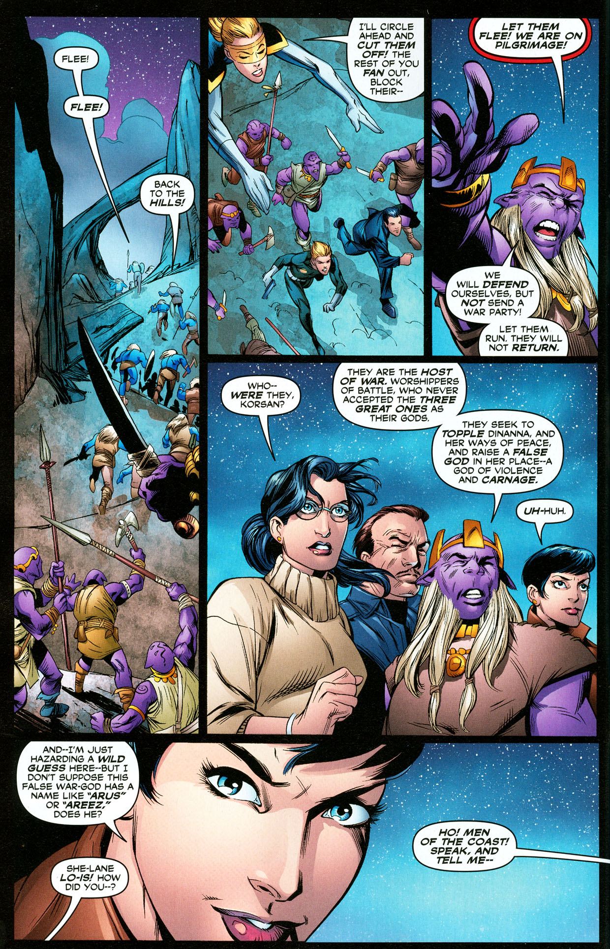 Read online Trinity (2008) comic -  Issue #32 - 9