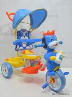 1 Sepeda Roda Tiga WIMCYCLE PUPPY