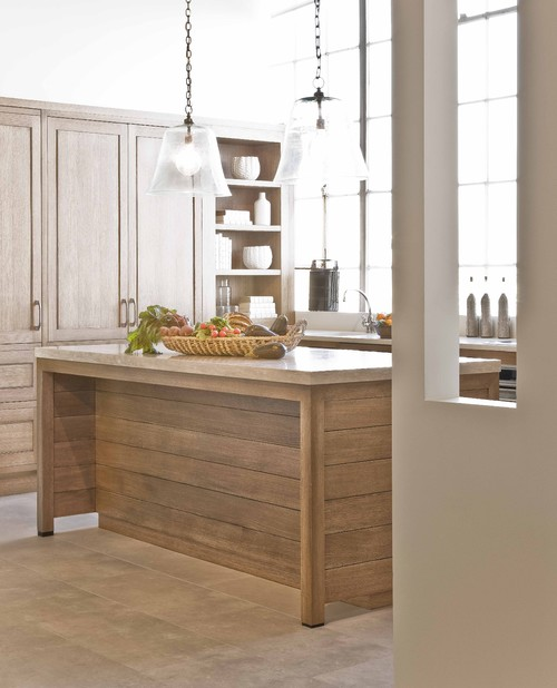 Cerused Oak Kitchen Cabinets Gorgeous Cerused Oak Kitchen: Cerused Kitchens