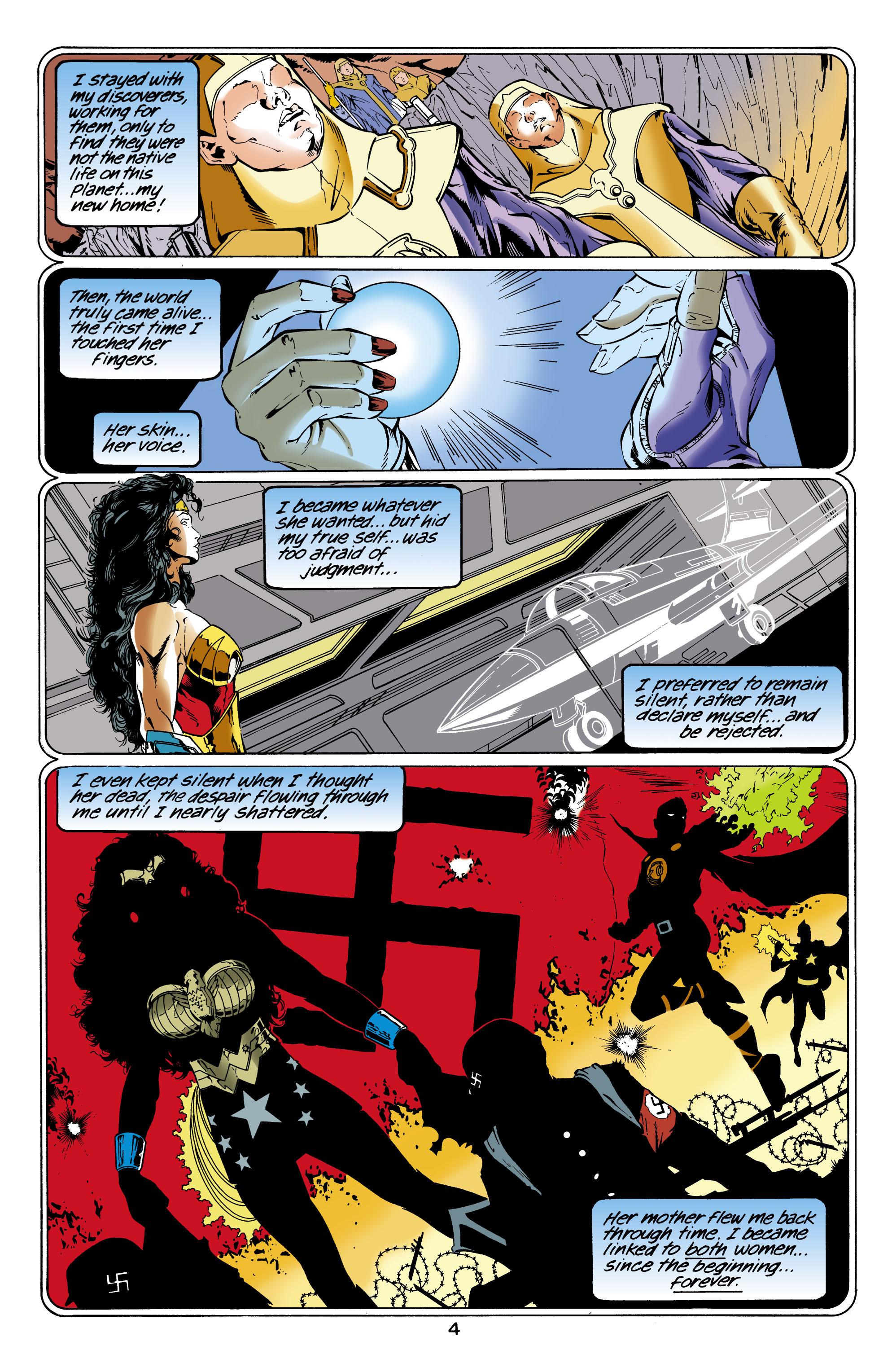 Read online Wonder Woman (1987) comic -  Issue #159 - 5