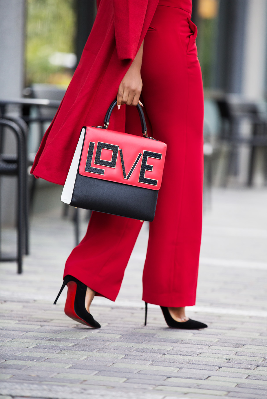 Les Petits Joueur bag, red trend, www.jadore-fashion.com