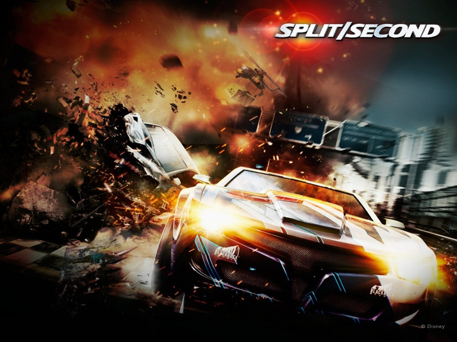 Split Second PC Download Poster