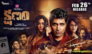 Kshanam (2016) Telugu Download HD MP4 MKV
