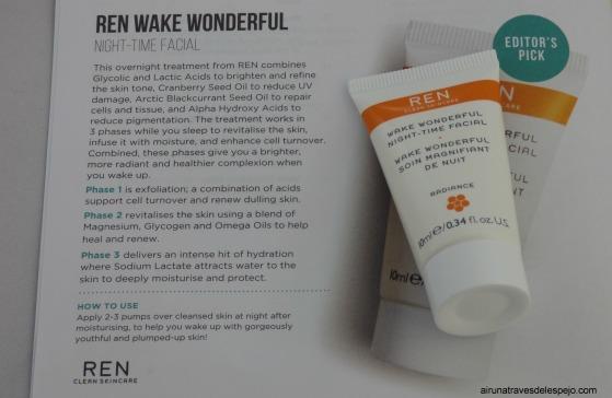ren wake wonderful
