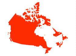 Au Revoir Canada Without Quebec Pourquoi Pas Texas Broadside