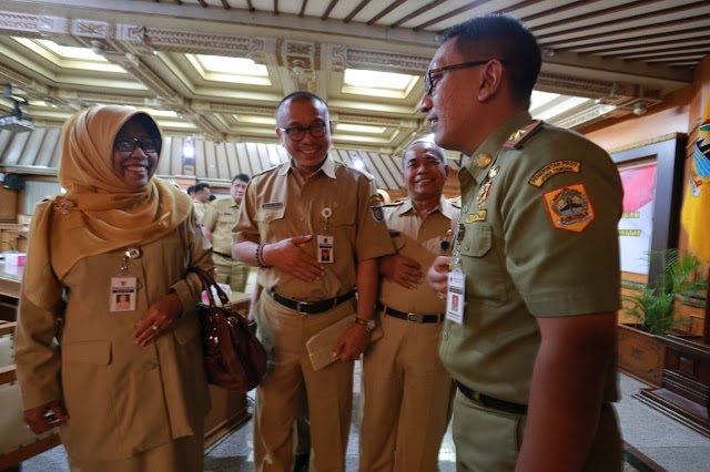 Usai Jalani Masa Kampanye Hj Umi Azizah Kembali Jabat Wakil Bupati Tegal