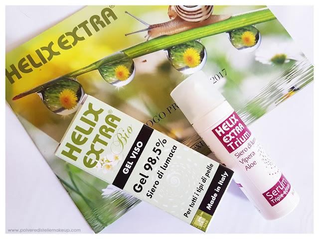 Helix Extra Bava di lumaca skincare
