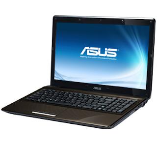 ASUS K52N Latest Drivers Windows 7 64bit and Windows 7 32bit