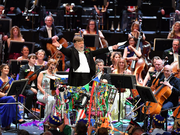 Last Night of the Proms, Royal Albert Hall | Review