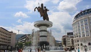 Δεύτερη επίσημη γλώσσα στα Σκόπια τα αλβανικά!
