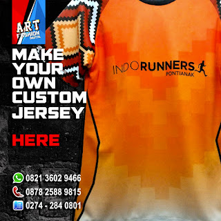Jersey Runner Printing