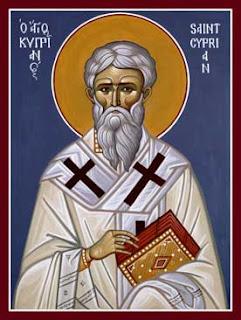 Tratado sobre a oração do Pai Nosso, de São Cipriano