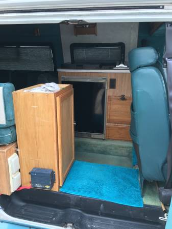 Rv Refrigerator For Sale >> Used RVs 1997 Coachmen Saratoga Class B For Sale by Owner