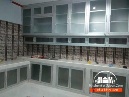 Tukang Kitchen Set Aluminium Pamulang 0812 8899 3791