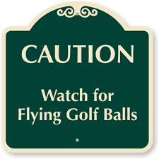 regras no golfe