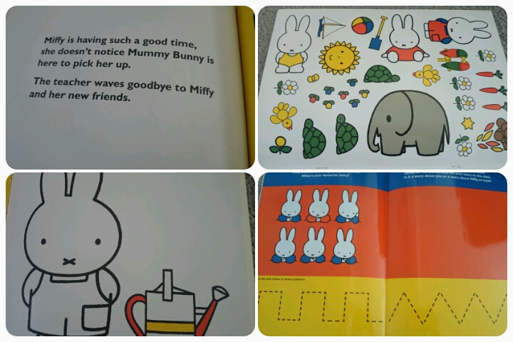 miffy activities