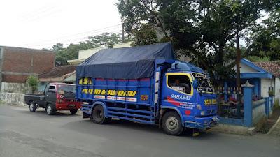 sewa truck malang