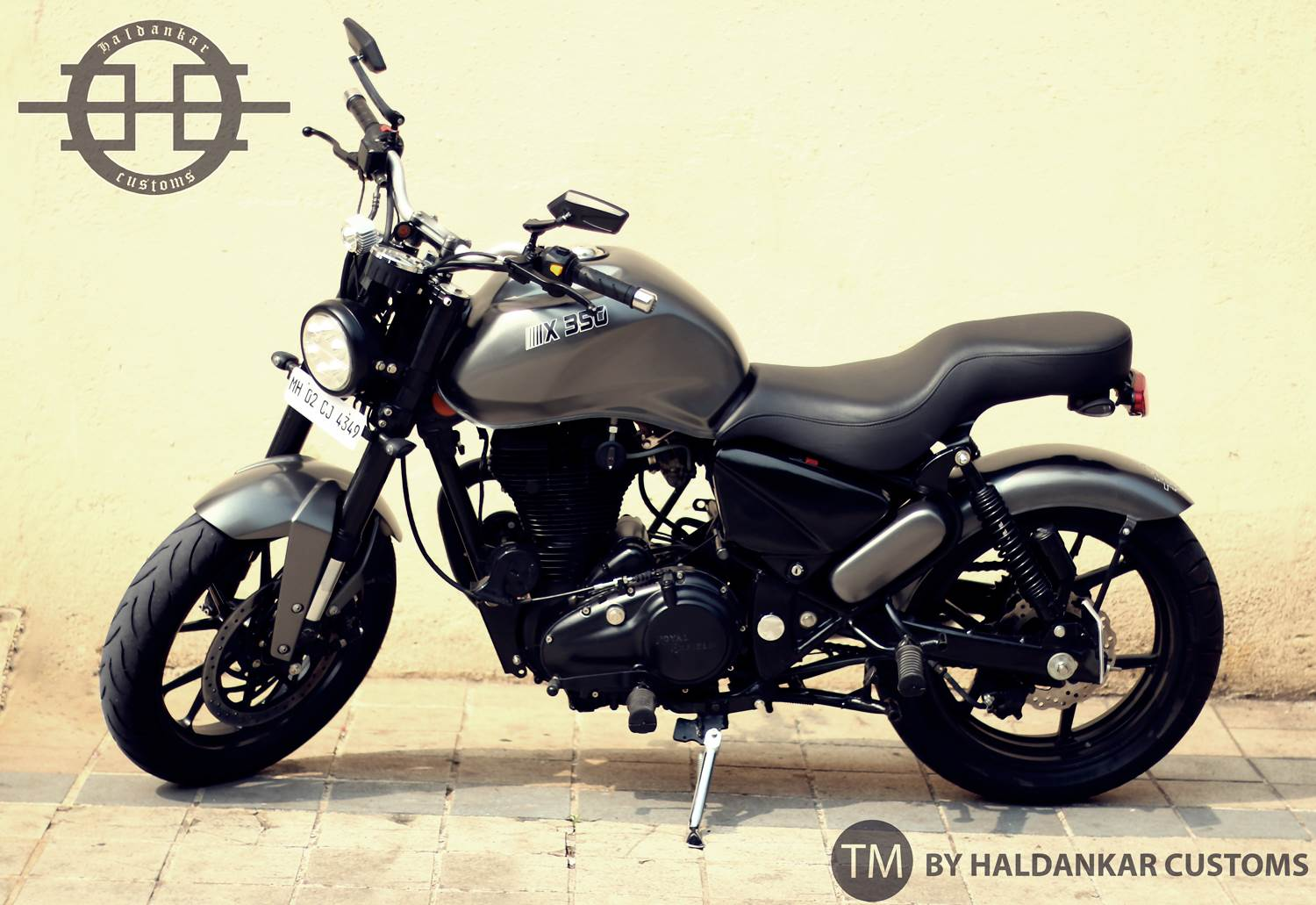 Royal Enfield Thunderbird Modified Looks Stunning With