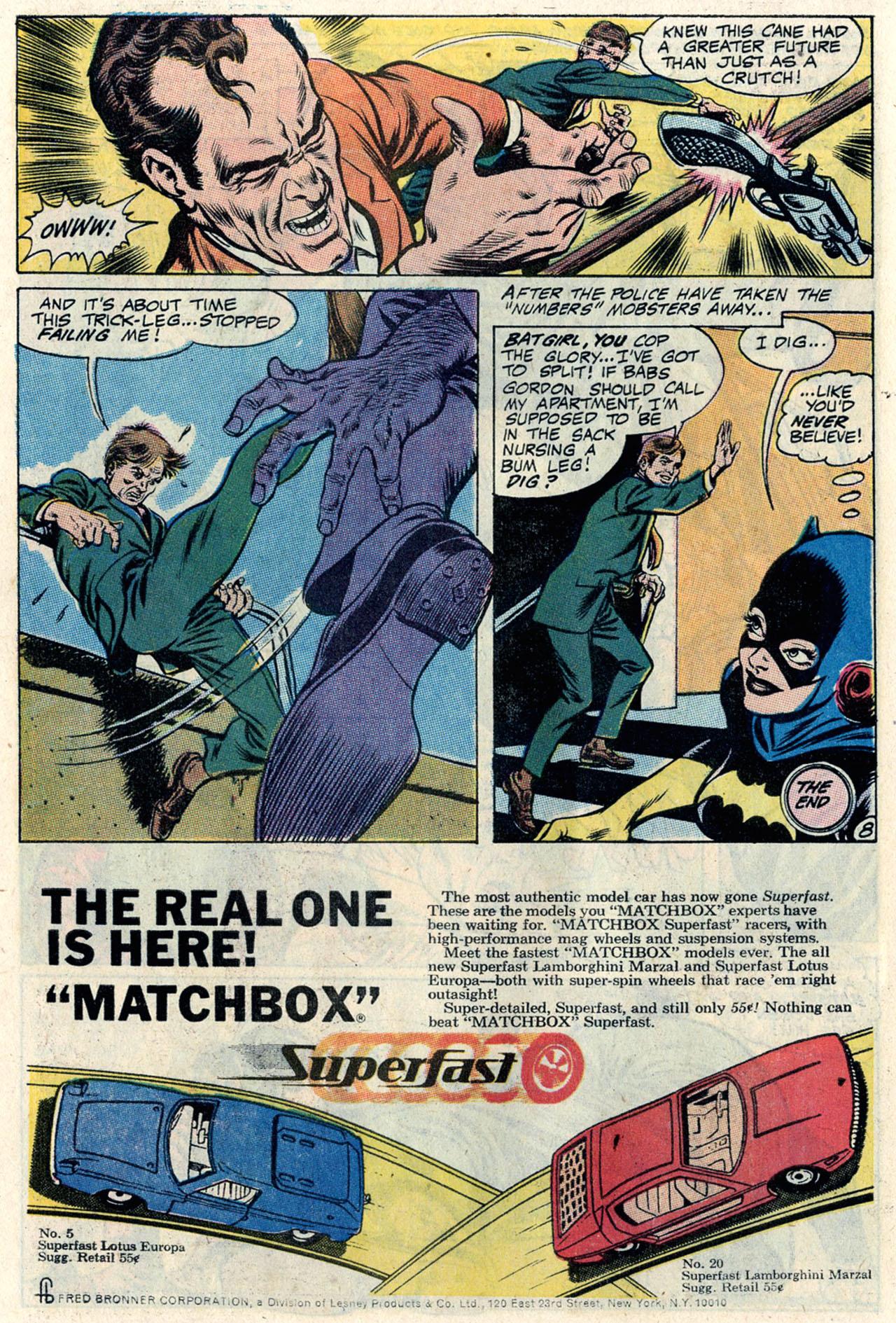 Detective Comics (1937) 393 Page 29