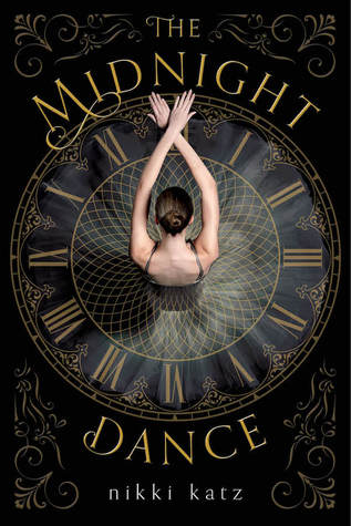 The Midnight Dance book cover
