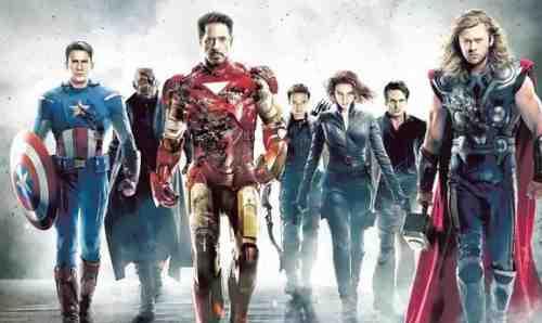 The Avengers Terny4ta Terbentuk Secar4 Tak Seng4ja