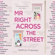 Mr Right Across the Street Blog Tour